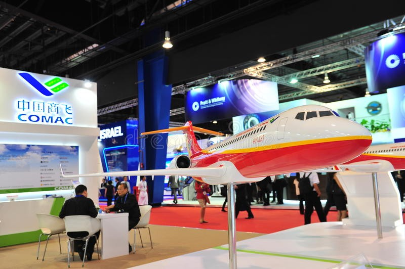 Commercial Aircraft Corporation of China Ltd or COMAC | Boeing Competitors