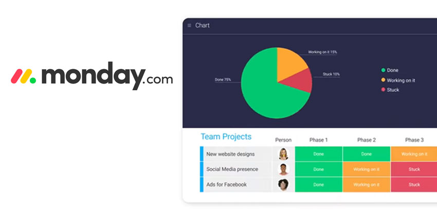 Monday.com | Workday Competitor