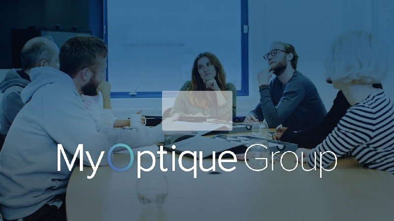 MyOpticGroup | Warby Parker Competitor