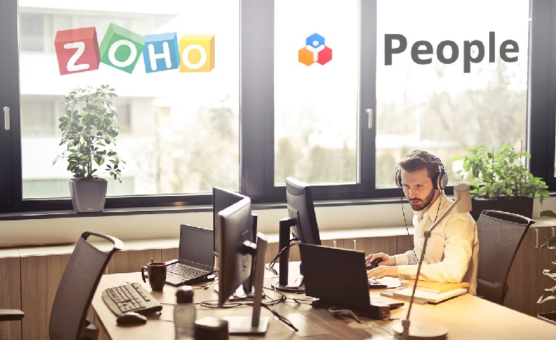 Zoho People Plus